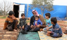 """""""أبو الشهداء"""".. سوري فقد 13 ابنا وزوجة خلال الحرب"""