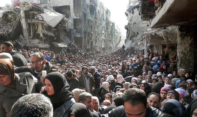 أونروا: 91% من اللاجئين الفلسطينيين بسورية في فقر مدقع