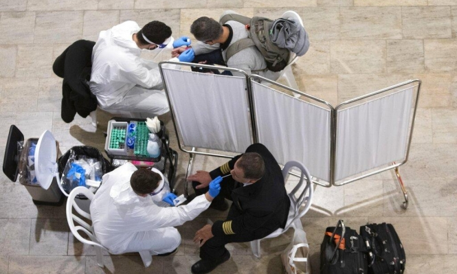 الحكومة الإسرائيلية تقر تسيير رحلات جوية لنقل 3000 شخص يوميا