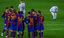 برشلونة يسحق هويسكا ويشعل منافسة الليغا