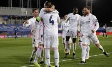 ريال مدريد يبلغ ربع نهائي دوري الأبطال