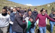 استشهاد رجل أصيب برصاص الاحتلال برأسه قرب نابلس