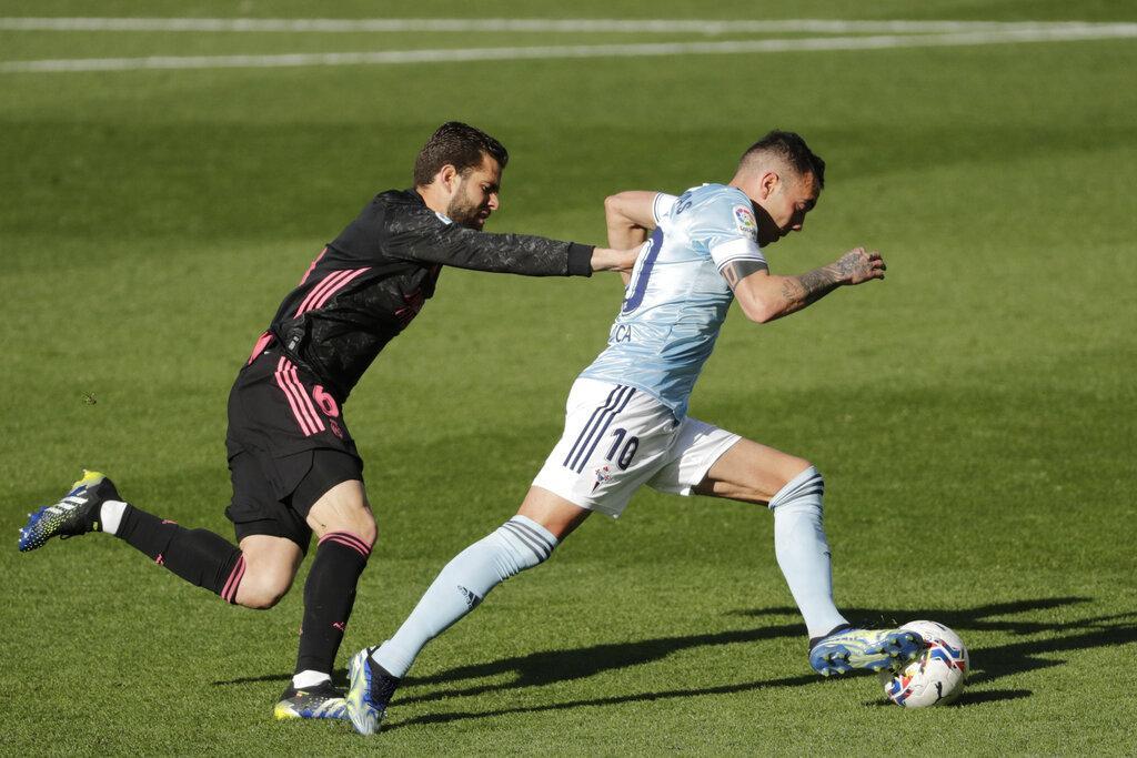 بنزيمة يقود ريال مدريد للفوز على سيلتا فيغو