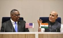 للتصدي لنفوذ الصين: الهند وأميركا تتعهدان بتعزيز التعاون العسكري