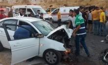 نابلس: مصرع شخص وإصابة 6 آخرينبحادث سير