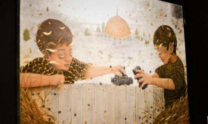 نظرة إلى «متحف الشعب الفلسطينيّ» في واشنطن العاصمة