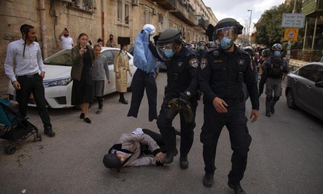 غرامات كورونا: 430 ألف مخالفة بمبلغ 250 مليون شيكل
