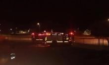 تل السبع: حريق في مكاتب الرفاه الاجتماعي