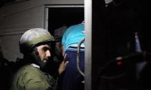 الاحتلال يعتقل 17 فلسطينيًا في الضفة الغربية