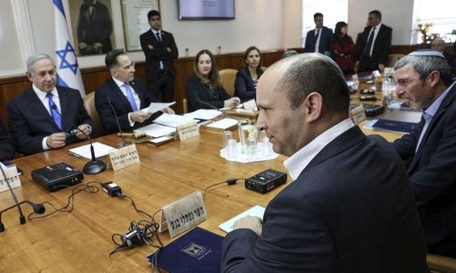"""بينيت: لبيد لن يكون رئيس حكومة وعلى نتنياهو ألا يعتمد على """"الموحدة"""""""