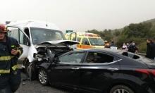 نحف: مصرع رجل وشقيقته في حادث طرق قرب المغار