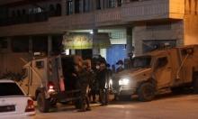 إصابة شابين برصاص الاحتلال الحيّ في بيرنبالا