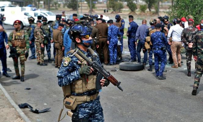 """العراق: مقتل 27 عنصرا من """"داعش"""" بينهم 4 قياديين"""