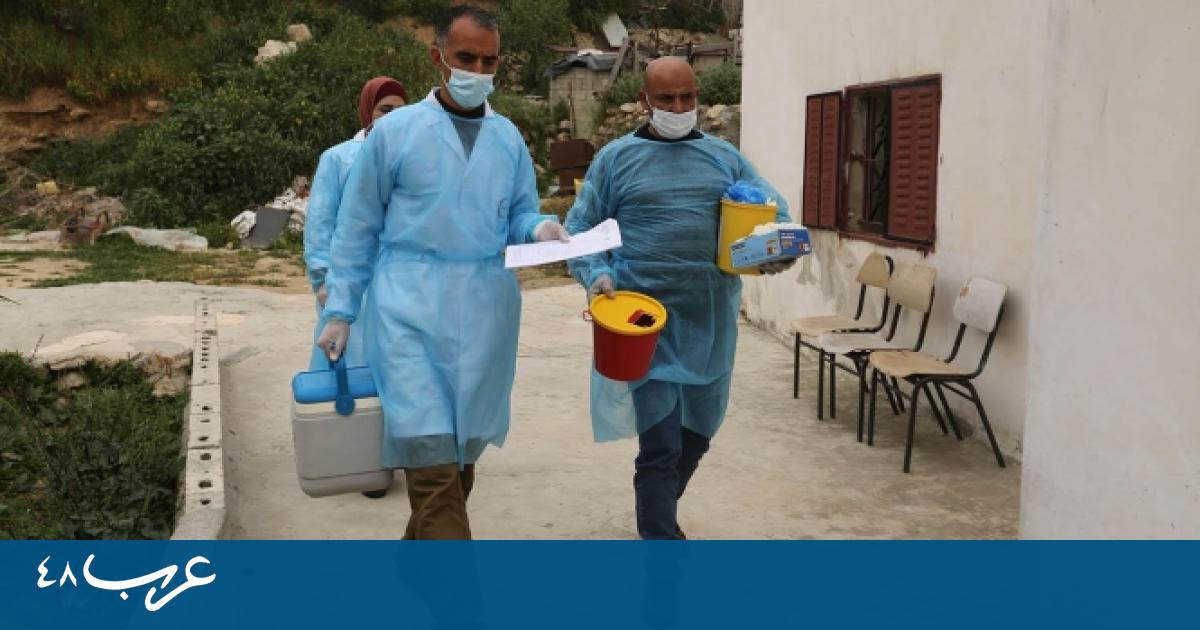 الصحة الفلسطينية: 23 وفاة و2032 إصابة جديدة بكورونا