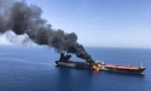 """""""سفينة إسرائيلية أصيبت بصاروخ إيراني في بحر العرب"""""""