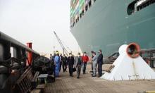 """""""إيفر غيفن"""": ماذا نعرف عن السفينة الضخمة العالقة في قناة السويس؟"""