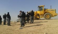السلطات الإسرائيلية تهدم العراقيب للمرة 185