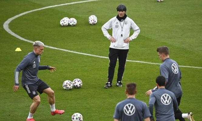 التصفيات المؤهلة لنهائيات كأس العالم: إصابة بكورونا بين صفوف المنتخب الألماني