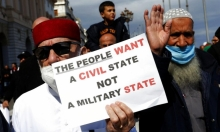 استمرار الاحتجاجات الجزائريّة ضد الانتخابات
