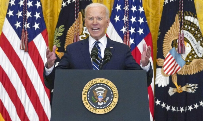 بايدن: سأخوض انتخابات 2024... وسنردّ على كوريا الشماليّة إن صعّدت