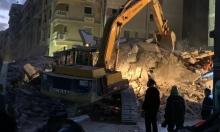 مصرع 8 مصريين وإصابة 29 شخصًا بانهيار عقار بالقاهرة