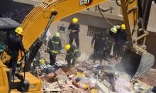 حوادث مصر: ارتفاع عدد ضحايا انهيار مبنى إلى 25