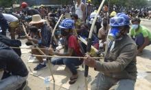 بورما: 90 قتيلا بمظاهرات السبت.. وتجدد الاحتجاجات الأحد