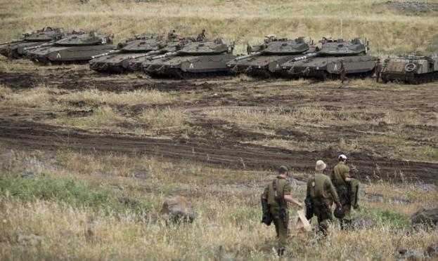 إسرائيل حسمت بشأن التدخل في الحرب السورية وإسقاط الأسد