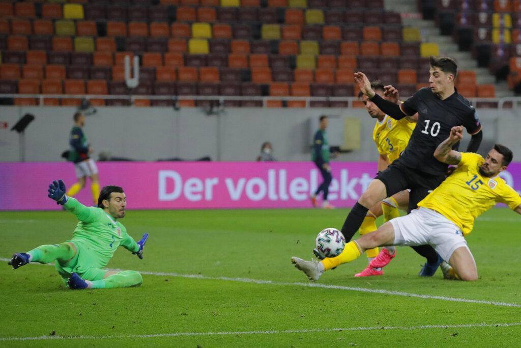 تصفيات مونديال 2022: ألمانيا تفوز على رومانيا