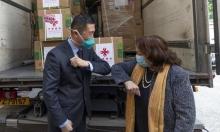 الصحة الفلسطينية تتسلّم مئة ألف جرعة لقاح مضاد لكورونا من الصين