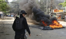 تنديد دولي بالقمع الدموي بحق المطالبين بالديمقراطية في بورما