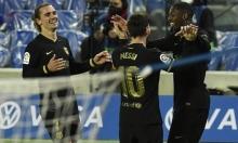صفقة تبادلية محتملة بين برشلونة ويوفنتوس