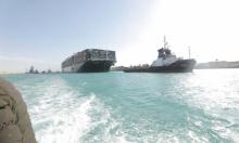 ربع السفن العالقة في السويس تتمكّن من اجتيازها