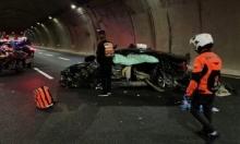 حادث شارع 6: مصرع رجل و3 إصابات إحداها خطيرة