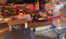 الاحتلال يعيد اعتقال الأسير بربر: إصابات إثر مواجهات بسلوان