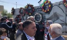 45 عاما ليوم الأرض: زيارات لعوائل الشهداء وزهور على أضرحتهم