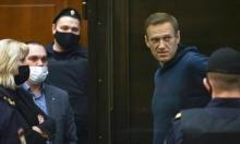 المعارض الروسيّ المسجون نافالني يعلن الإضراب عن الطعام