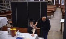 الصحة الإسرائيلية: 442 إصابة جديدة بكورونا والفحوصات الإيجابية 1%