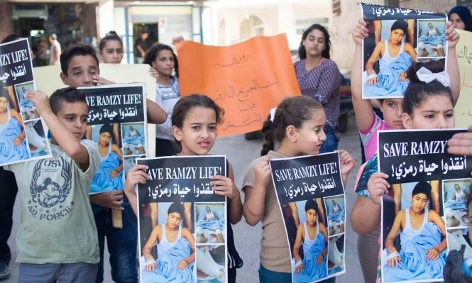 الاحتلال يُعيد اعتقال الجريح رمزي أبو عجمية
