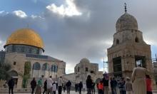 535 مستوطنا يقتحمون المسجد الأقصى؛ مذكرة احتجاج أردنيّة رسميّة