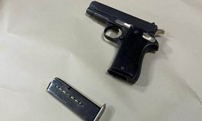 اتهام ممرض من قلنسوة بحيازة سلاح