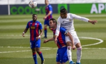 ريال مدريد يهزم إيبار بهدفين نظيفين