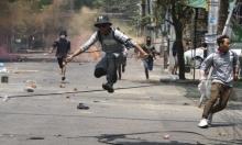 أكثر من 12 ألف مدني فروّا من ضربات جويّة شنها جيش ميانمار