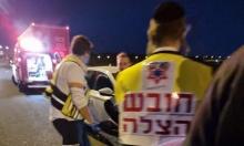 9 إصابات في حادثي طرق بالنقب والطيرة