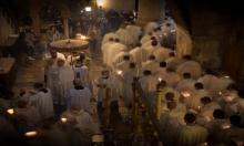 الكنائس العربية المسيحية حسب التقويم الغربي تحتفل بعيد الفصح