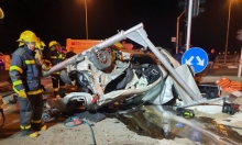 4 إصابات بينها 3 خطيرة بحادث طرق جنوبي البلاد
