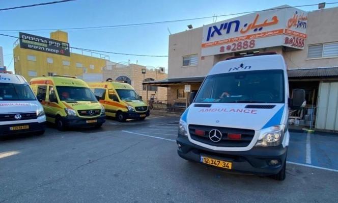 إصابة حرجة لطفلة سقطت من علوّ في دير الأسد