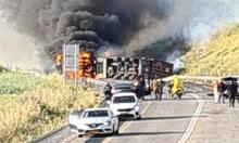 مصرع شخص في حادث طرق بالقرب من بيسان