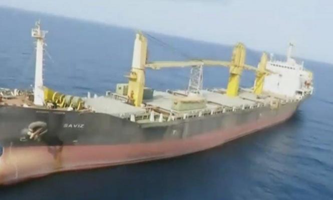 """""""إسرائيل استهدفت السفينة الإيرانية بعد عبورها قناة السويس"""""""