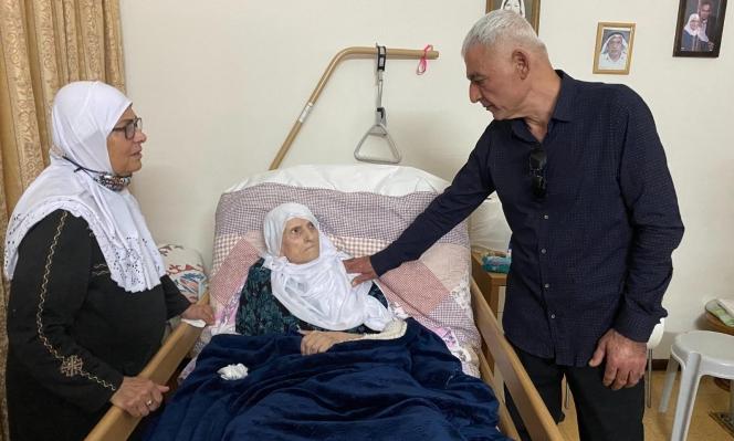 الأسير رشدي أبو مخ... لقاء مع الحريّة